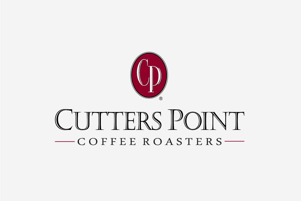 Cutters Point Coffee logo (2013)