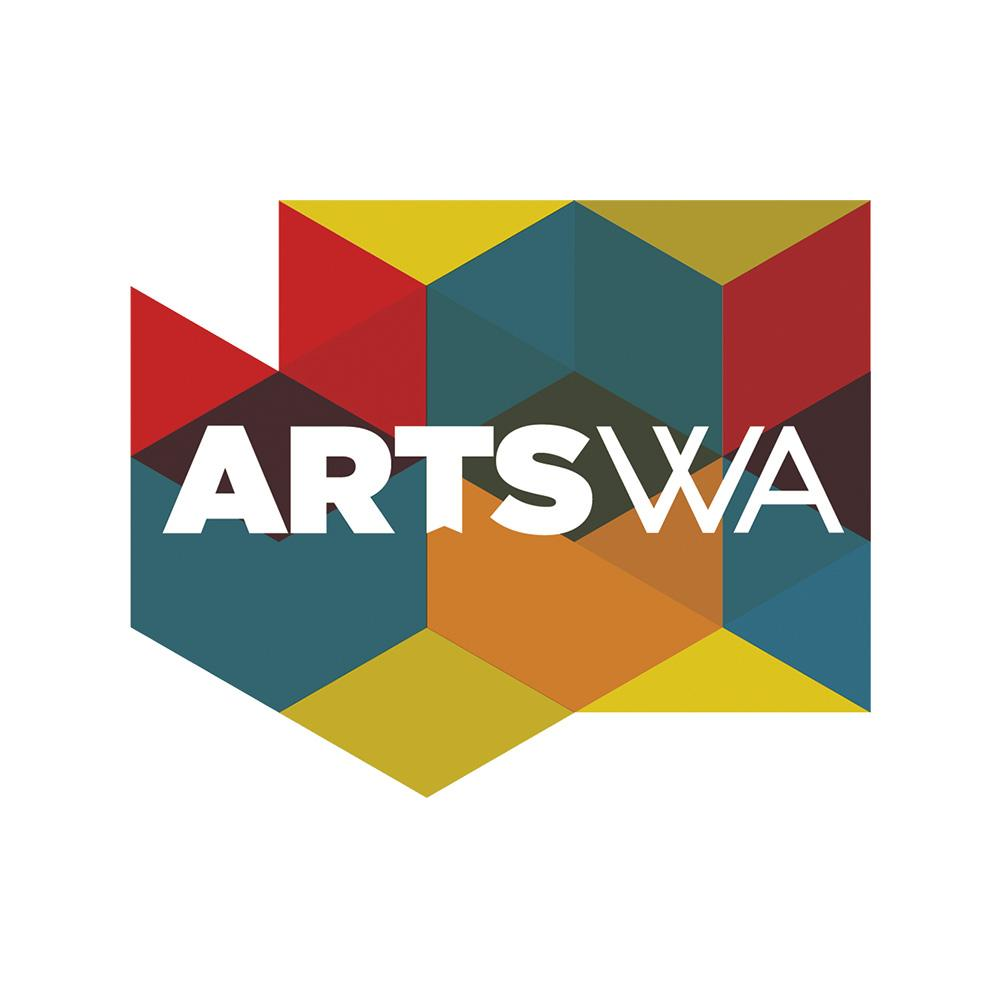 ArtsWA (Washington State Arts Commission) full-color logo